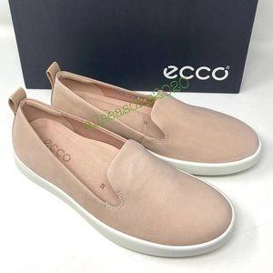 ECCO Barentz Women's Shoes Suede Rose Dust